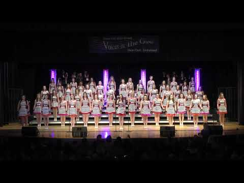 Grove City Class Act 2019 - Voices in the Grove
