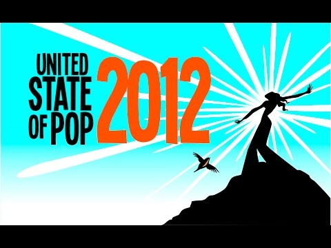 DJ Earworm Mashup  United State of Pop 2012 Shine Brighter