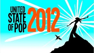 DJ Earworm Mashup - United State of Pop 2012 (Shine Brighter) thumbnail