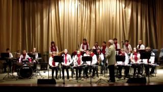 Festival De Ritmo - Оркестр Little Band и барабанщик Даниил Варфоломеев