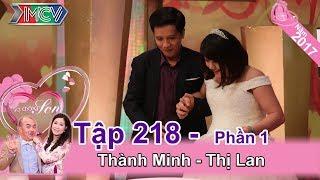 Bầu 9 tháng vượt mặt vợ vẫn cố lên sân khấu 'tố' chồng dê xồm | Thành Minh - Thị Lan | VCS #218 😂