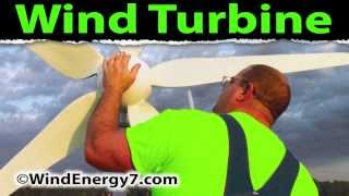 Wind Turbine Dealers - Wind Turbine Installer