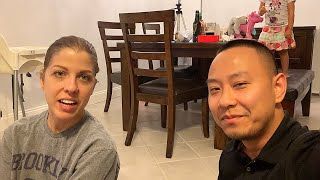AMWF Family Vlog 36   Husband after one and a half beer🍺   Half Vietnamese kids Video