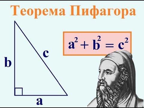 теорема пифагора с картинками марсе нет абсолютно