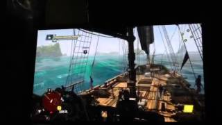 Assassins creed black flag how to use a mortar