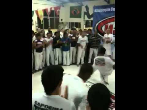 Campeonato mundial de capoeira 2012
