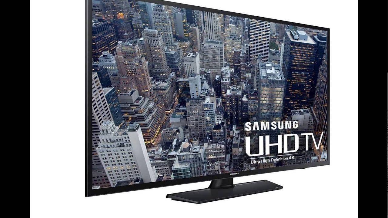 d1025f3ce Samsung UN48JU640 48-Inch 4K Ultra HD Smart LED TV - YouTube