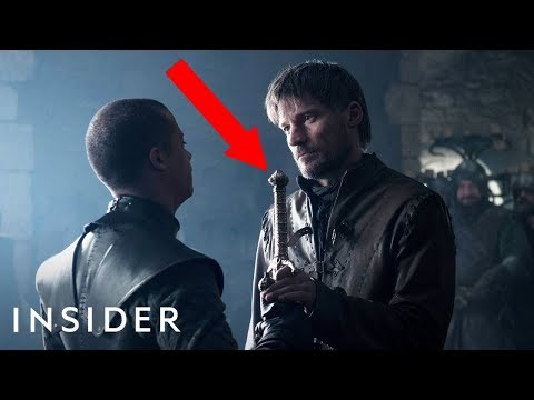 Big Al - WATCH: 14 Details In 'Game Of Thrones' (Episode 2) You May Have Missed