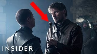 14 Details In 'Game Of Thrones' Season 8 Episode 2 You Might Have Missed thumbnail