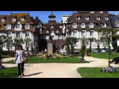 Normandie: Mitten in Deauville