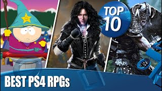 Top 10 Best RPGs on PS4