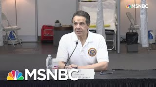 Cuomo Extends School Closures, Says New York Cases Could Hit Peak In 21 days | MSNBC