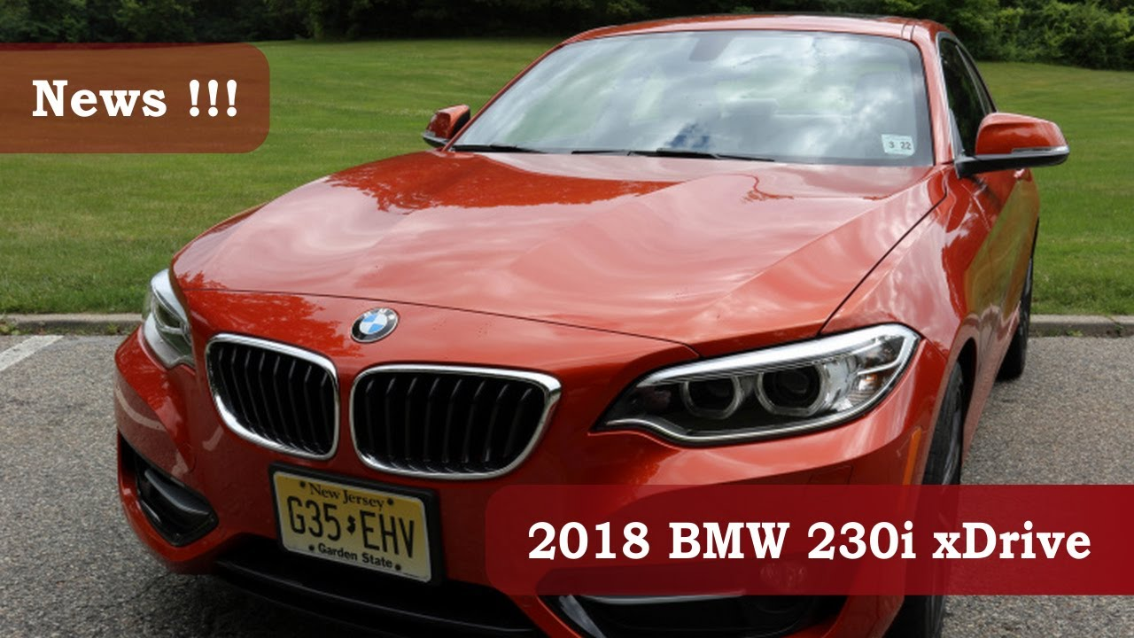 2018 bmw 228i. contemporary bmw 2018 bmw 230i xdrive news on bmw 228i