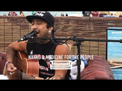 Nahko and Medicine for the People - Love Letters To God | Ont' Sofa Live at Boardmasters Festival