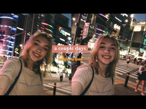 ~a couple days in my life studying in seoul, south korea~ *VLOG*