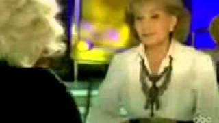 Lady Gaga Barbara Walters Interview Admits She Is Bisexual.3gp
