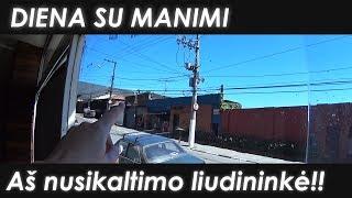 DIENA SU MANIMI: Aš esu nusikaltimo liudininkė!!! | Justes Grozio  Kanalas