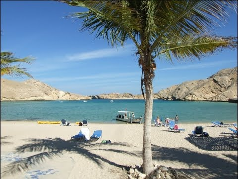 Trip to Al Qurum Beach, Muscat, Oman | Urban Rover Vlogs |