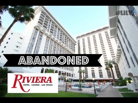 Exploring The ABANDONED Riviera Casino!