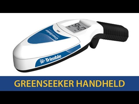 How to Use the GreenSeeker Handheld