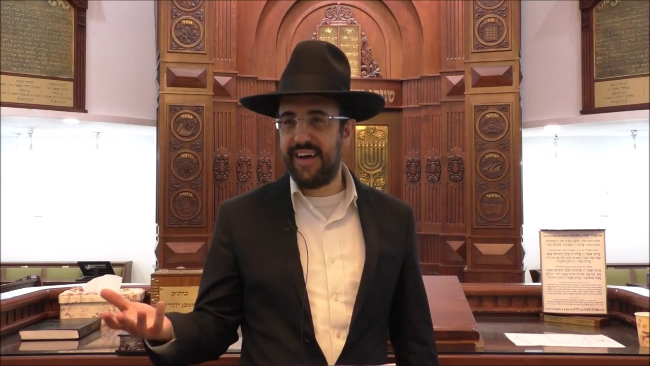 """הרב מאיר אליהו שליט""""א - ט""""ו באב - משכן יהודה - תשע""""ט"""