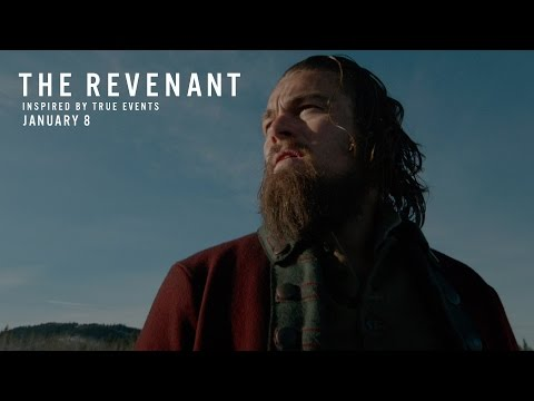 "The Revenant | ""Survival"" TV Commercial [HD] 