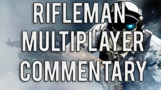 Ghost Recon Future Soldier Rifleman Gameplay Commentary