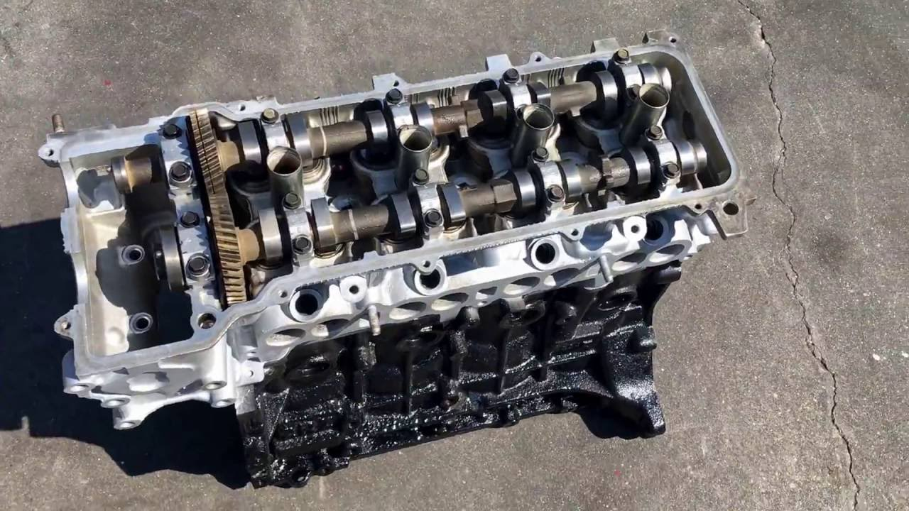 Toyota 3rz Or 2rz Fe Rebuilt Engine For Toyota Tacoma