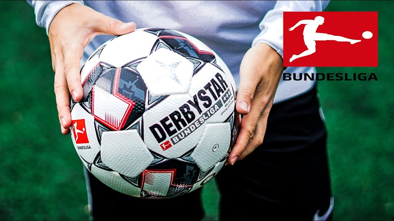 Der Neue Bundesliga Ball Derbystar Ball Test