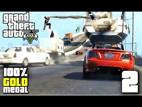 Grand Theft Auto V (GTA 5) - Episodio 2