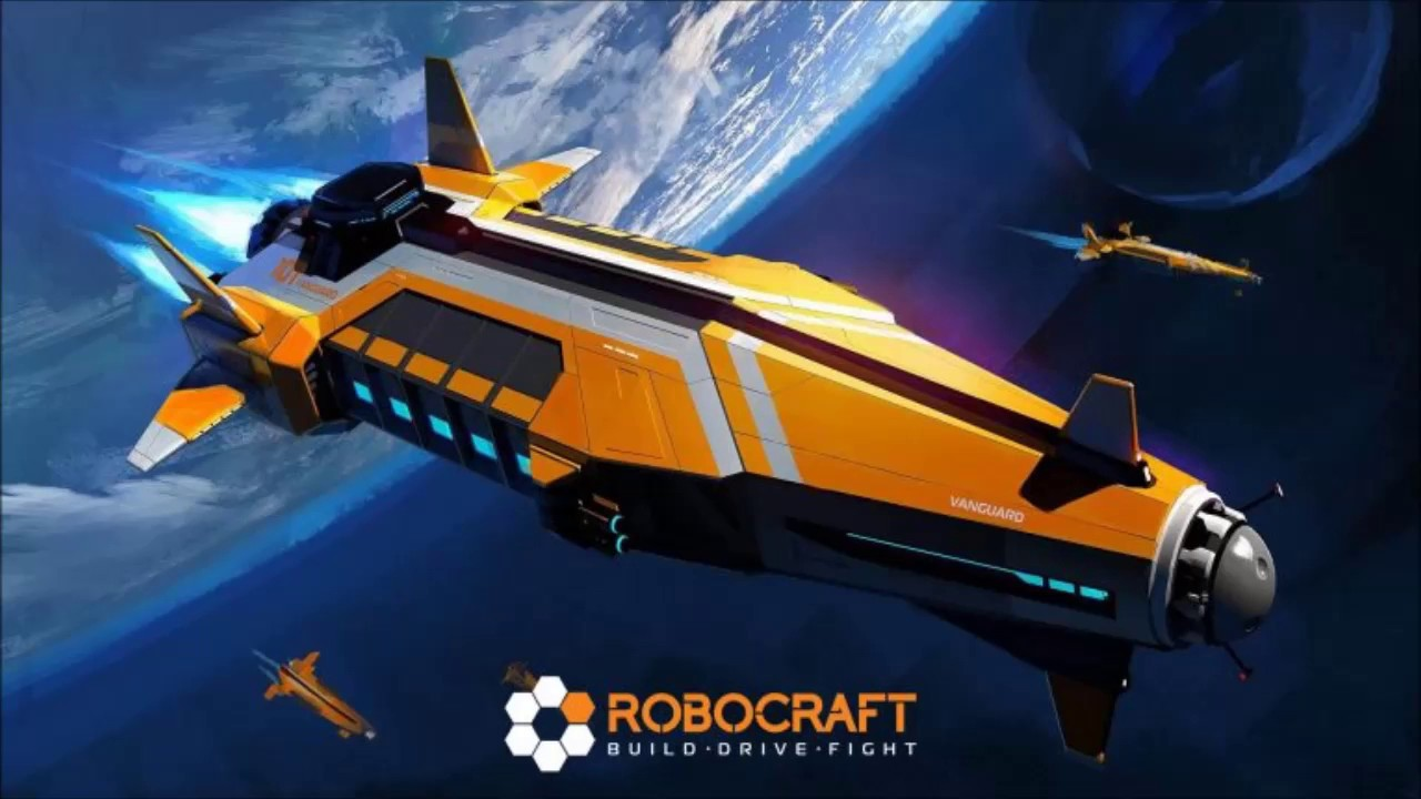 Robocraft Soundtrack - Vanguard's End (extended ...