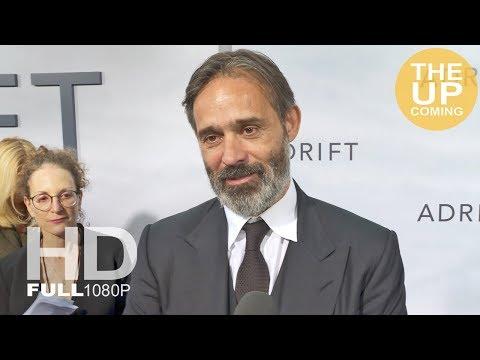 Baltasar Kormákur interview at Adrift premiere