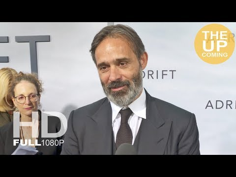 Baltasar Kormákur interview at Adrift premiere Mp3