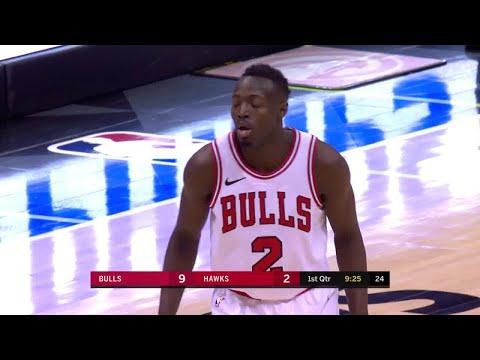 1st Quarter, One Box Video: Atlanta Hawks vs. Chicago Bulls