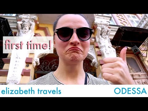 First Time Exploring Odessa | UKRAINE