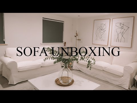 IKEA SOFA UNBOXING & DREAMLAND'S WINTER WONDERLAND | CHRISTMAS WITH THE WHITWORTHS