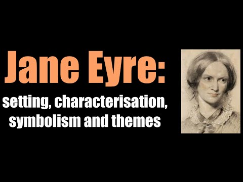 what is the setting of jane eyre