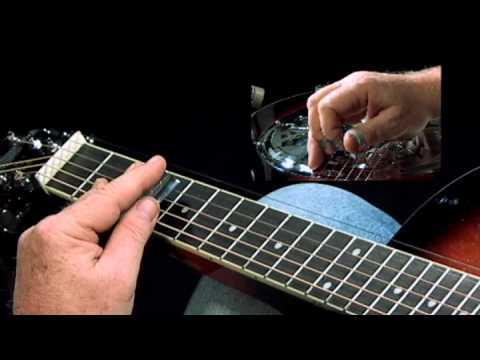 Dobro Lessons - How to Find Minor Chords - Dobro Handbook - Jimmy Heffernan