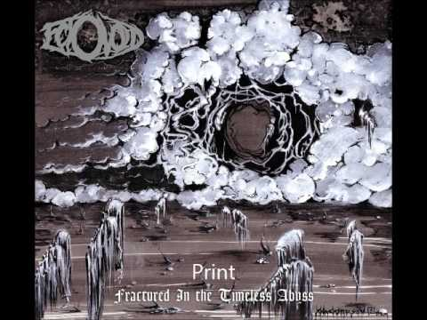 Ectovoid – Fractured In The Timeless Abyss (Full Album) 2012