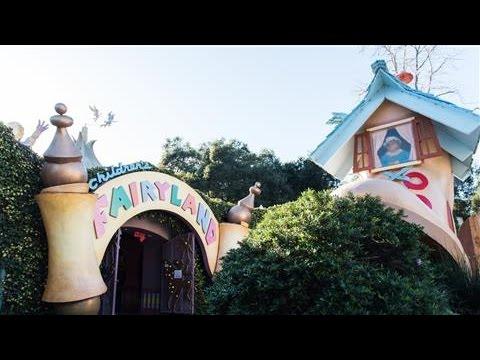 Oakland's Fairyland: A Theme Park for Children - YouTube