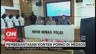 Download Video Pemberantasan Konten Porno di Medsos MP3 3GP MP4