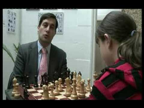 Endorsement by Dr Evan Harris MP for this new Chess training DVD with GM Raymond Keene, GM Nigel Davies and 11 year old champion Emma Bentley.