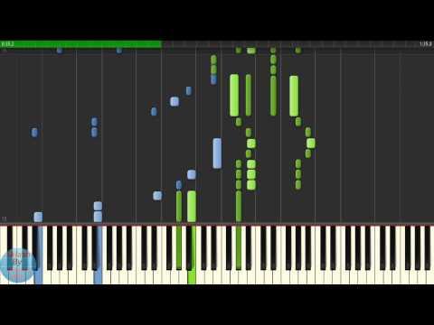 Слушать Sherva - Атака титанов - 1 опенинг на пианино оригинал