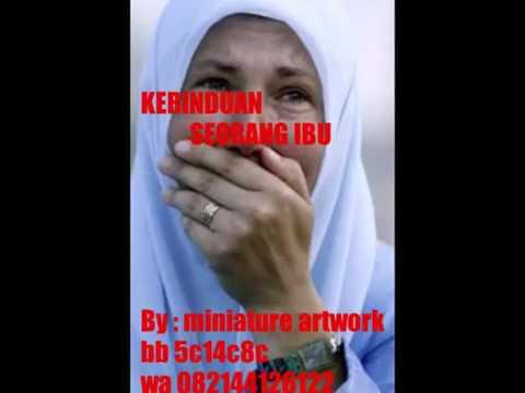 Tetesan air mata ibu