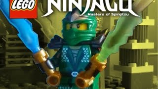 LEGO Ninjago - The Rise of the Golden Ninja - Part 1 - (1000 SUBSCRIBERS)