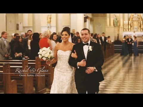 Bride Film // St. Louis Cathedral New Orleans Wedding Video