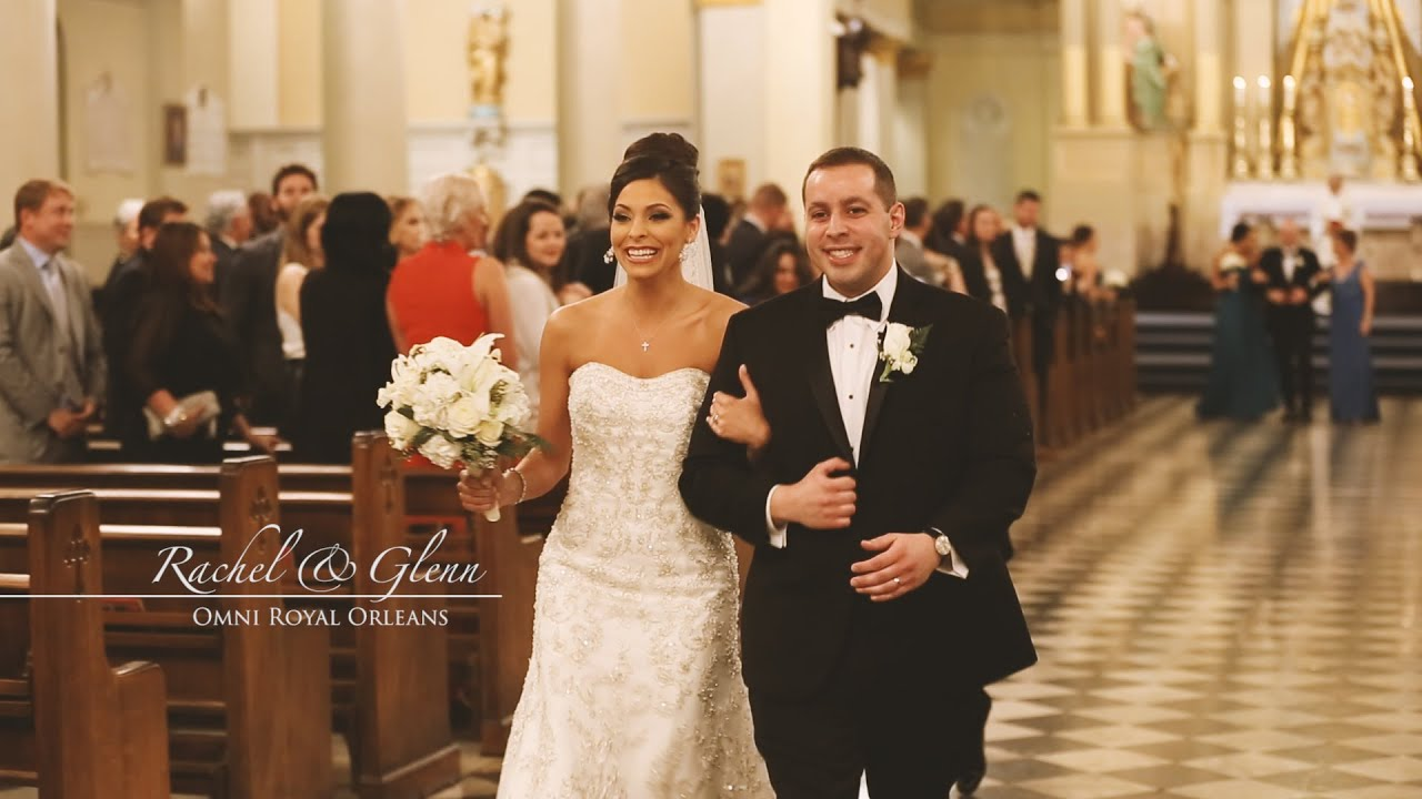 bride film st louis cathedral new orleans wedding