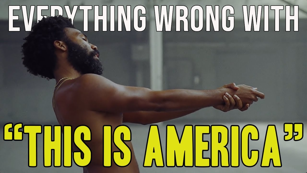 "Everything Wrong With Childish Gambino - ""This Is America"""