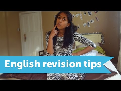 How to get an A* in English