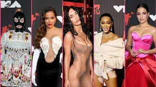 Mtv Video Music Awards 2021   Celebs On Red Carpet #mtv #music #awards #2021 #celebrity #redcarpet